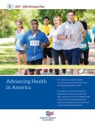 Advancing Health in America