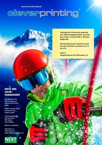 Cleverprinting-Handbuch 2016
