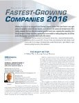 Fastest Growing Companies - Page 2