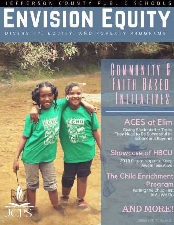 Envision Equity Special Edition January 2017