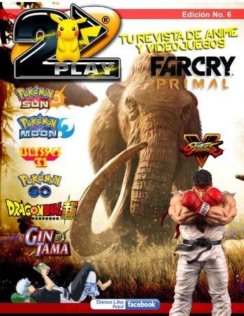 2 Play La revista de Anime y videojuegos