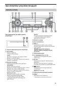 Sony MEX-N4100BT - MEX-N4100BT Istruzioni per l'uso Polacco - Page 5
