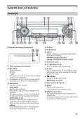 Sony MEX-N4100BT - MEX-N4100BT Istruzioni per l'uso Svedese - Page 5
