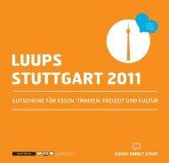 LUUPS STUTTGART 2011