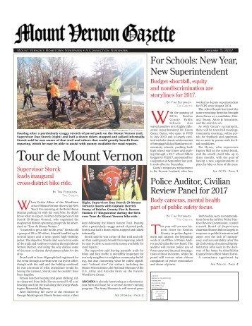 Tour de Mount Vernon With