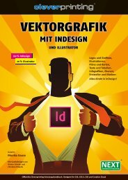 Vektorgrafik mit InDesign und Illustrator