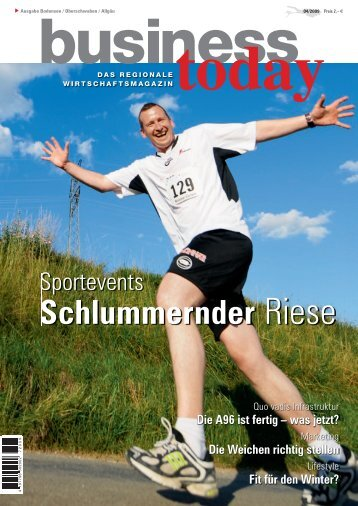 was jetzt? - business today