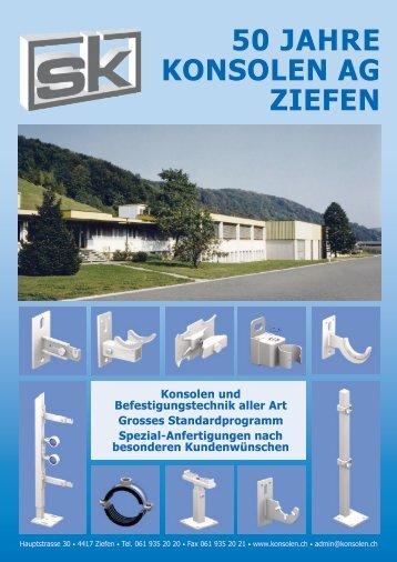 firmen - Konsolen AG