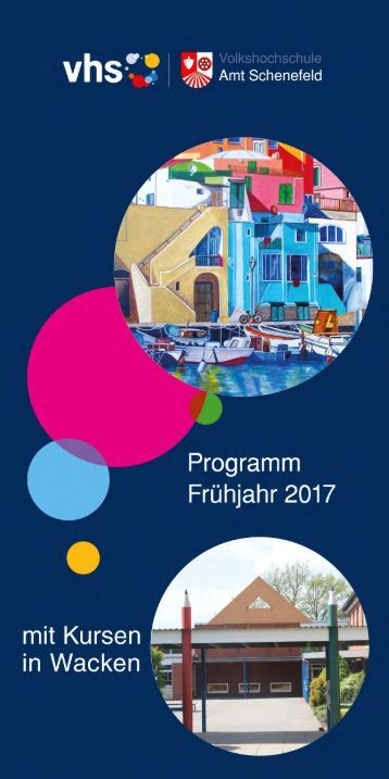 Programm Frühjahr 2017