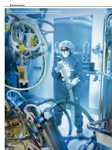 Den gesamten Artikel finden Sie hier - Bayer Technology Services