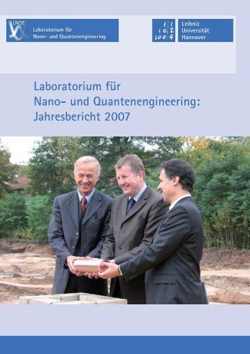PDF (7,5 MB) - LNQE - Leibniz Universität Hannover