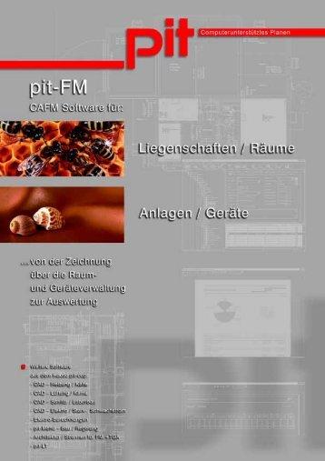 pit-FM CAFM Software