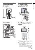 Sony KDL-26U2530 - KDL-26U2530 Istruzioni per l'uso Slovacco - Page 5