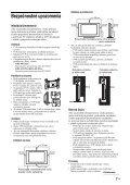 Sony KDL-26U2530 - KDL-26U2530 Istruzioni per l'uso Slovacco - Page 7