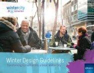 Winter Design Guidelines