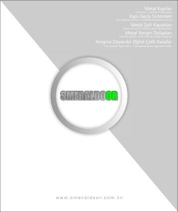 Metal kapı katalogu