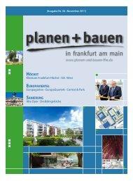 HöcHst EuropaviErtEl saniErung - bei Planen und Bauen in ...