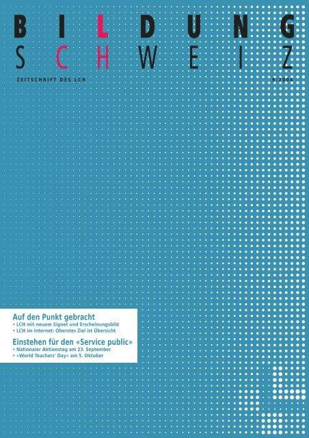 Heft 09/04 - beim LCH