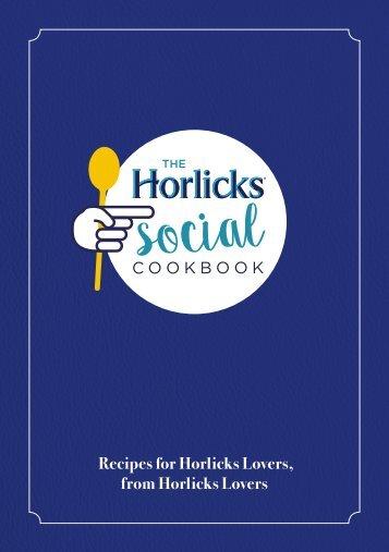 Recipes for Horlicks Lovers from Horlicks Lovers