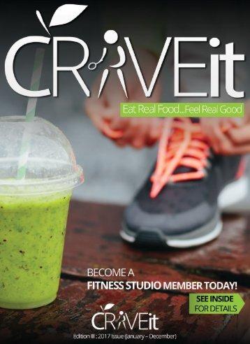 Crave It Foods 2017 Catalog