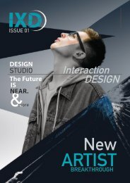 IXD issue01 Magazine