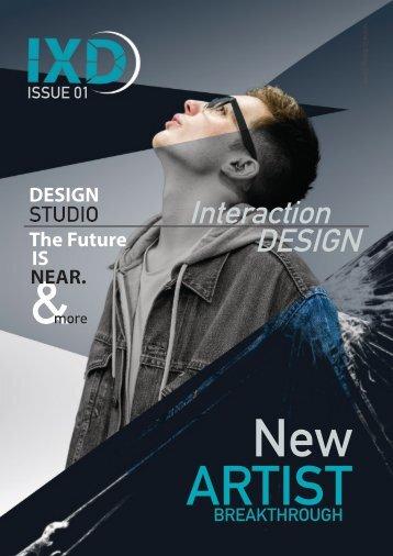 IXD issue01 Magazine