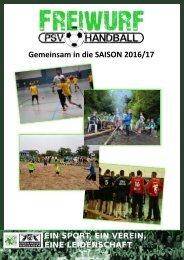 Freiwurf Heft 03/2016