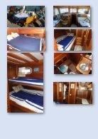 Datenblatt und Preisangebot Gulet Boot Larus Adria Turn  - Seite 2