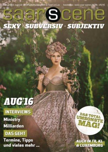 saar-scene August 08/16