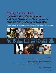 Tourism Report - New Jersey Next Stop