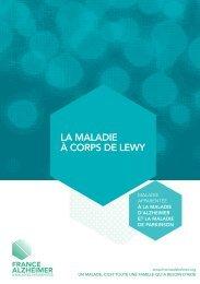 LA MALADIE À CORPS DE LEWY