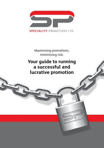 lucrative promotion