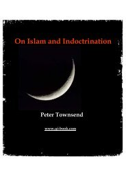 On-Islam-and-Indoctrination-2016