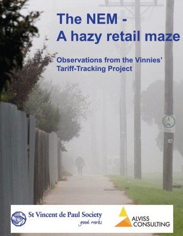 The NEM - A hazy retail maze