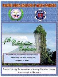 The Bicol region was know