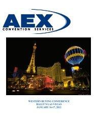 Exhibitor Kit 2008 - Western Buying Conference