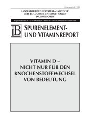 Vitamin D - Labor Bayer