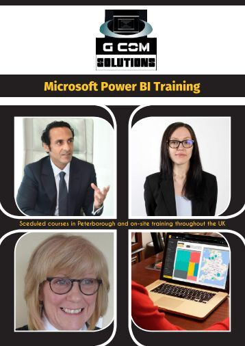 Microsoft power bi training courses