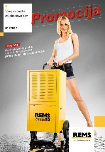 REMS A Akcija 1-2017 katalog
