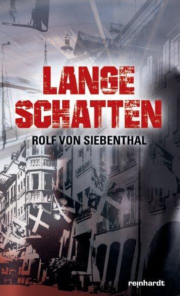 Rolf von Siebenthal - Lange Schatten