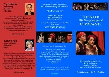 Stuttgart - European Theatre School