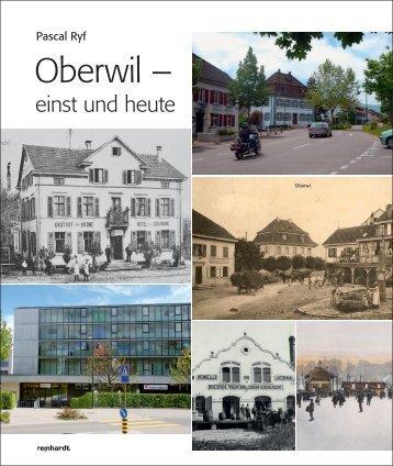 Oberwil - einst und heute