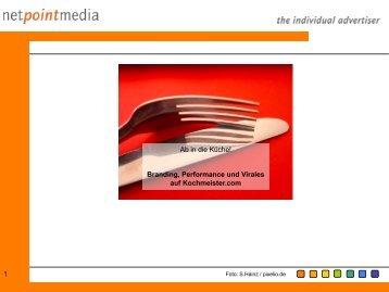 Kochmeister.com - Netpoint Media