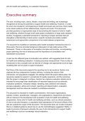 Arts for health and wellbeing An evaluation framework - Page 4