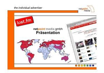 Lastfm.de - Netpoint Media
