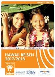 Hawaii Reisen 2017 / 2018