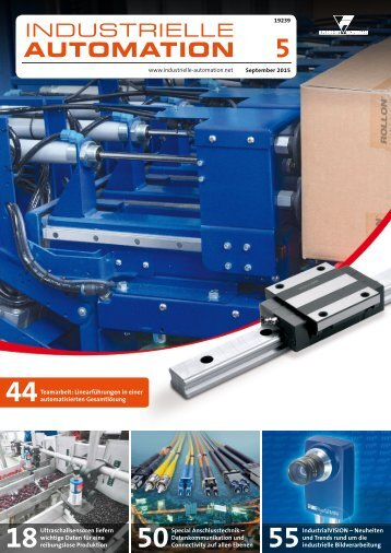 Industrielle Automation 5/2015