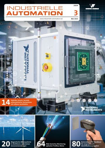 Industrielle Automation 3/2015