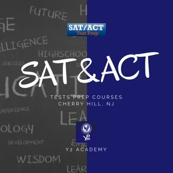SAT & ACT Test Prep Courses in Cherry Hill NJ