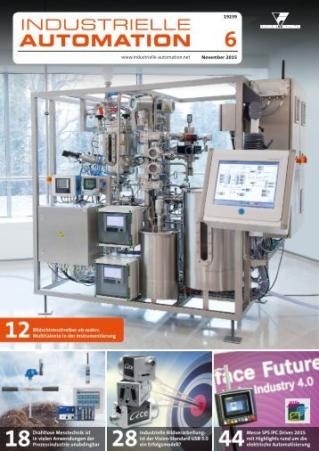 Industrielle Automation 6/2015